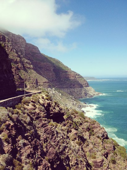 other side of chapman's peak