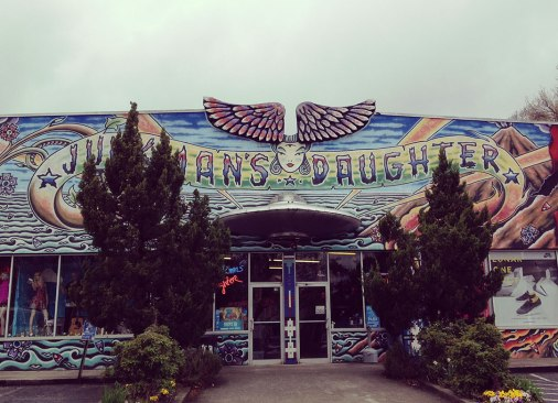 shopping at junkman's daugter is recommended