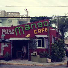 breakfast at mango cave