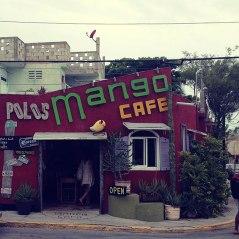 breakfast at mango cave