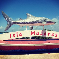 what is says... isla mujeres