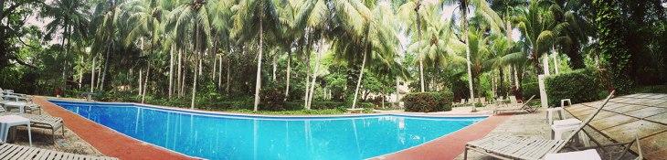 poolside bliss!