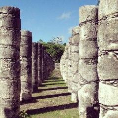 a thousand pillars